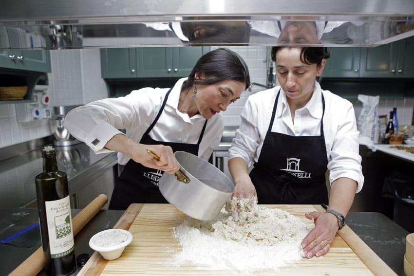 Corso Cucina in Cantina Montefalco