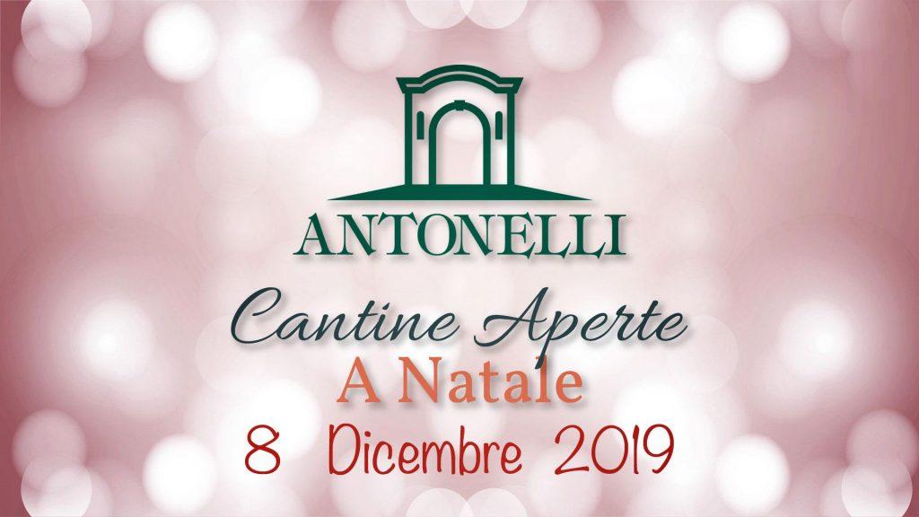 Cantine Aperte Antonelli 2019